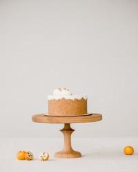 Cinamono - sūrio tortas su...
