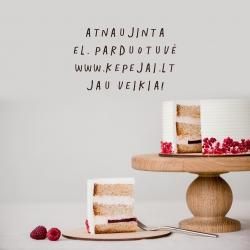 RIŠAMĖS PRIJUOSTES IR GRĮŽTAME PRIE KROSNIES PAILSĖJĘ! Mūsų desertų įsigyti gali šiais būdais: - Tų kepėjų studijoje Tilto g. 6 desertai išsinešimui (I-V 12-18 val; VI 12-17 val); - mūsų el. parduotuvėje www.kepejai.lt, kur gali pasirinkti desertą, paruošimo datą ir pristatymą Vilniuje arba atsiėmimą studijoje; - kviesti @wolt.lietuva darbo dienomis 11-18 val, šeštadieniais 11-17 val.  #desertaiišsinešimui #desertųpristatymas #tilto6 #gimtadieniotortas #tiknaturalusproduktaiirniekodaugiau #švenčiantiemsgyvenimą #desertai #tortassuavietėmis
